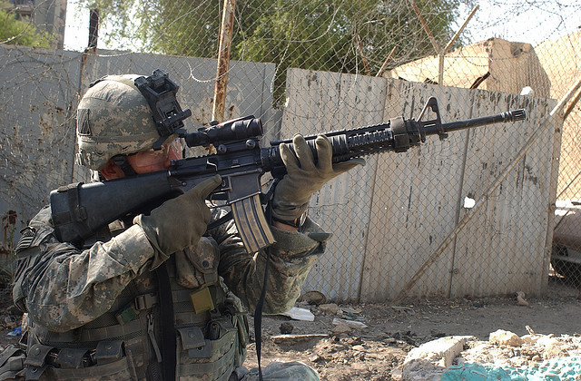 Buying Your First AR-15, Some of My Lessons Learned – The ... M14 Ebr Rifle