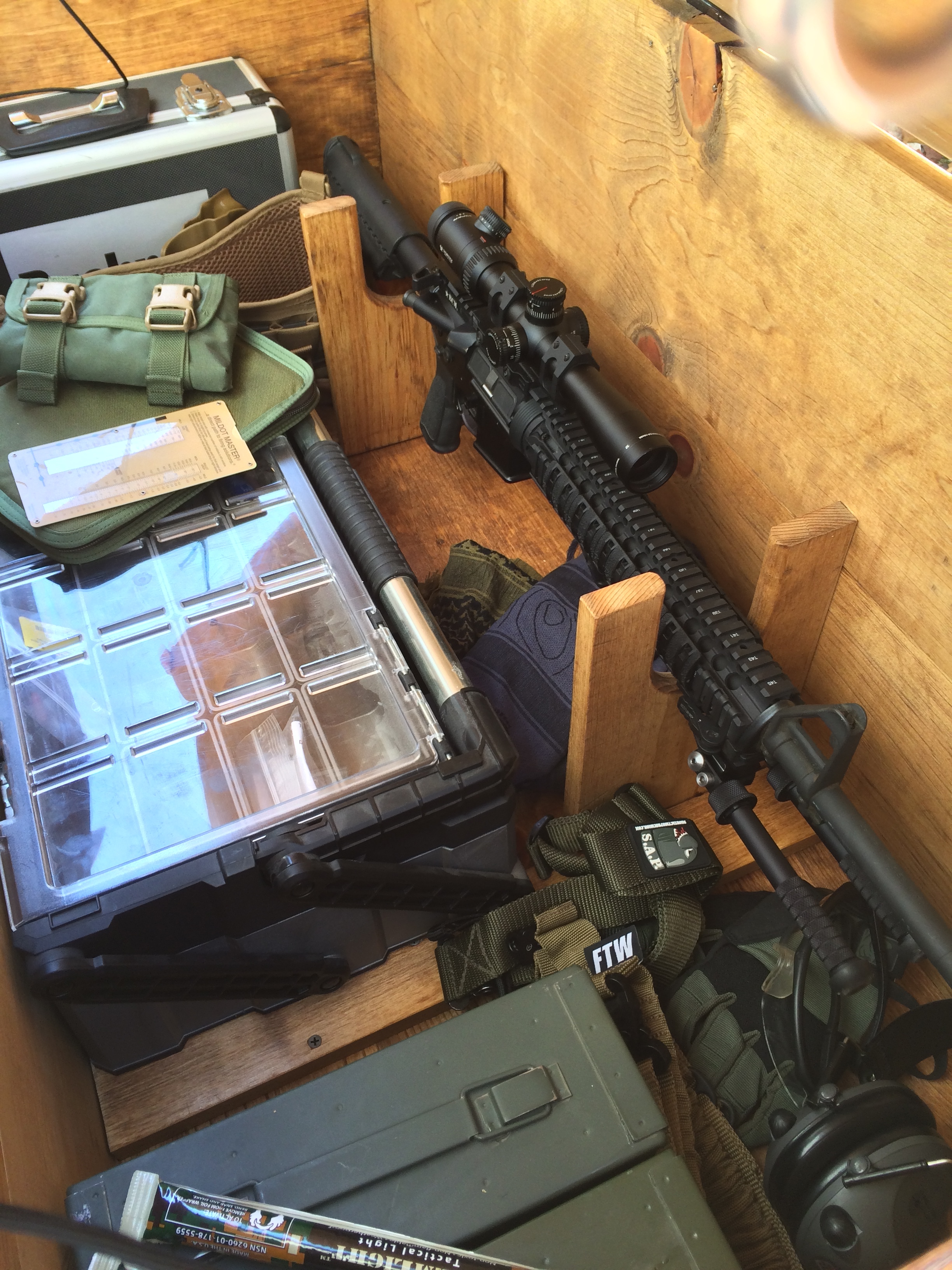 "Building a ""War Chest"" – The Everyday Marksman"